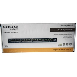 Netgear GS116 16-Port...
