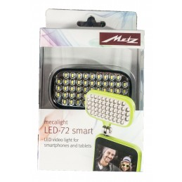 Metz mecalight LED-72 smart...